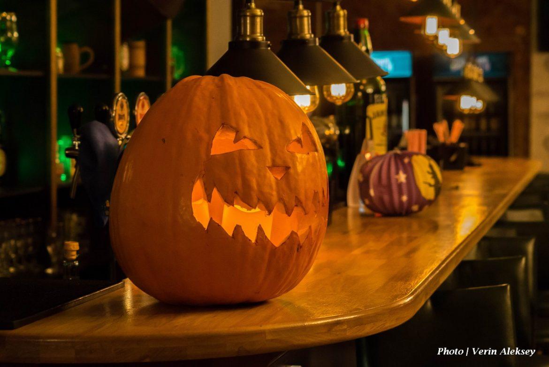 Хеллоуин к нам приходит!