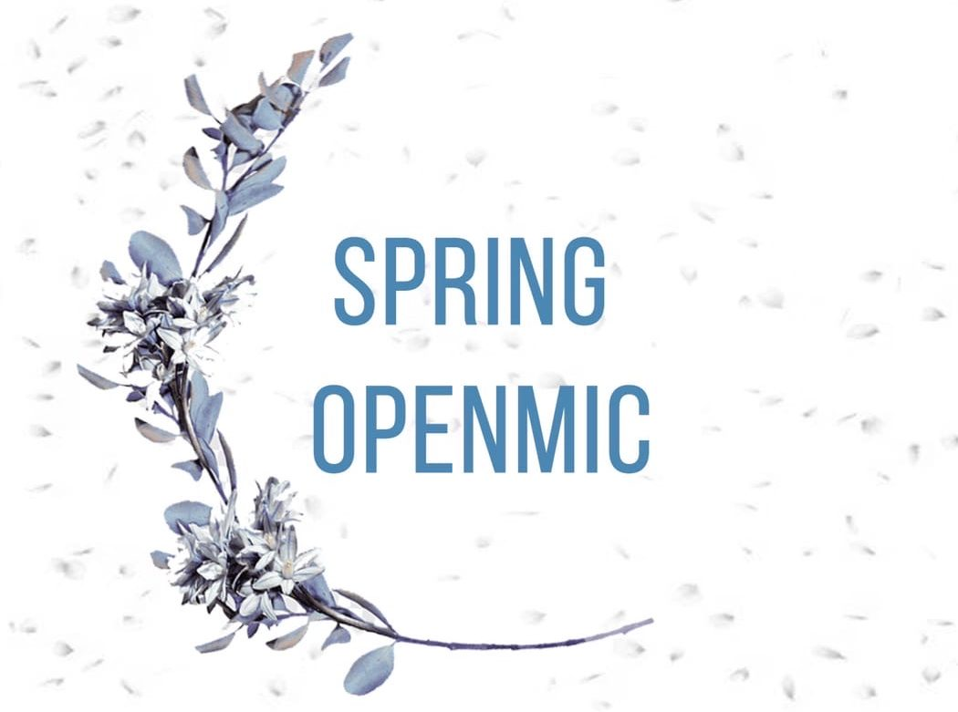 Spring OpenMic от Авторов 11 марта 19:00